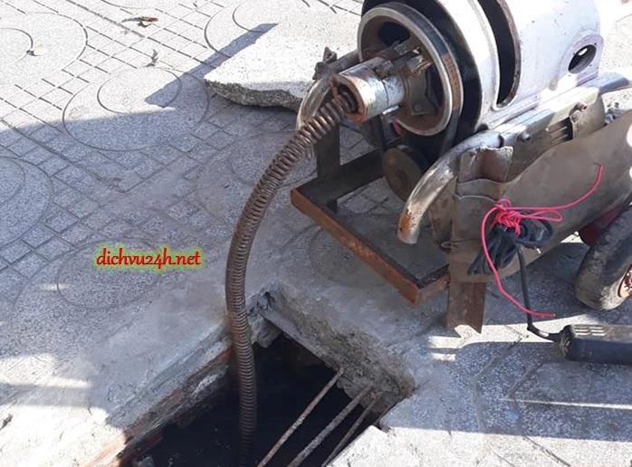 hút hầm cầu tại quận tân phú