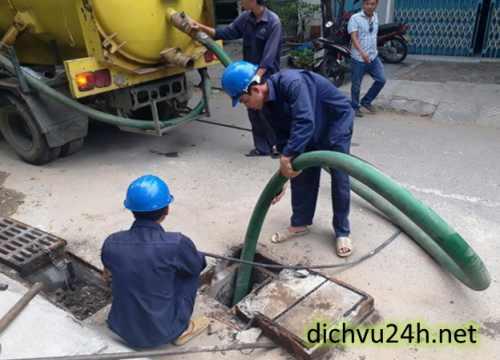 thông cống tại huyện bình chánh